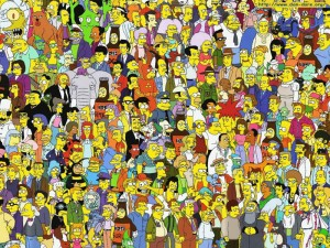 Top 10 Sitcoms - The Simpsons