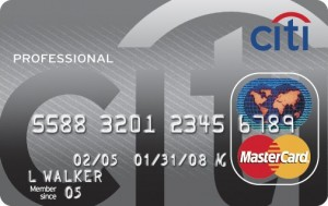 Top 10 Credit Cards - Citibank Credit Card