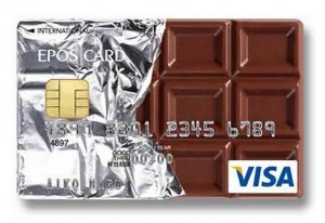Top 10 Credit Cards - Epos Chocolate Visa