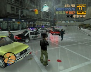 Top 10 Video Games - Grand Theft Auto 3