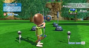 Top 10 Video Games - Wii Sport