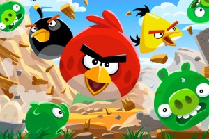 The Top 10 iPhone and Android Apps - Angry Birds (Both)