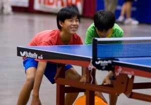 Top 10 Sports For Kids - Table Tennis