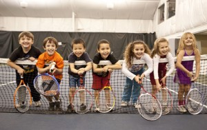 Top 10 Sports For Kids - Tennis