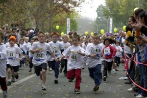 Top 10 Sports For Kids - Athletics