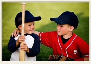 Top 10 Sports For Kids - Baseball