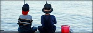 Top 10 Sports For Kids - Fishing