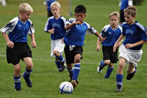 Top 10 Sports For Kids - Soccer