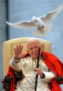 Top 10 Popes -  John Paul II