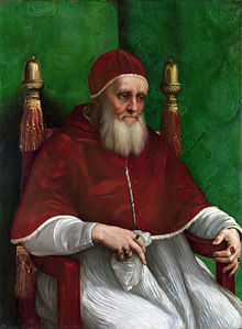 Top 10 Popes -  Julius II