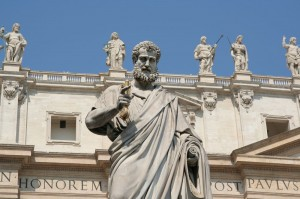 Top 10 Popes -  St Peter