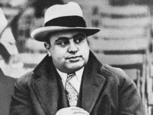 Top 10 Gangsters - Al Capone