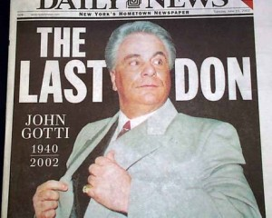 Top 10 Gangsters - John Gotti