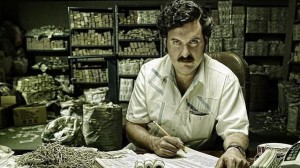 Top 10 Gangsters - Pablo Escobar