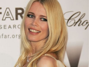 Top 10 Super Models - Claudia Schiffer