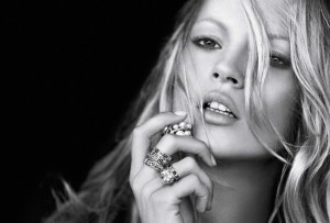 Top Ten Super Models - Kate Moss