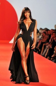 Top 10 Super Models - Naomi Campbell