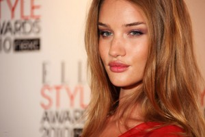 Top Ten Super Models - Rosie Huntington Whitely