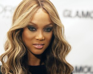 Top Ten Super Models -Tyra Banks